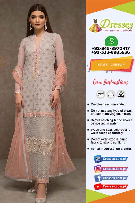 Aroma Latest Chiffon Collection