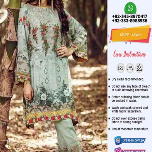 Baroque Lawn Collection Online