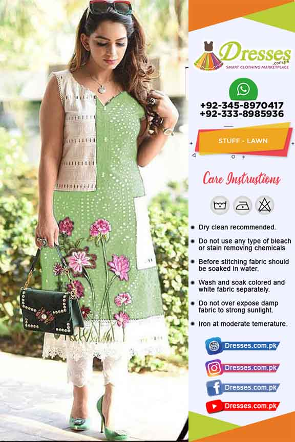 Bisma Khan Summer Dresses