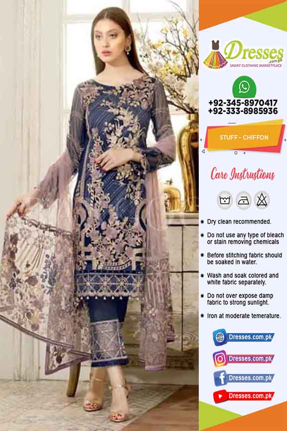 Imrozia Chiffon Collection Online