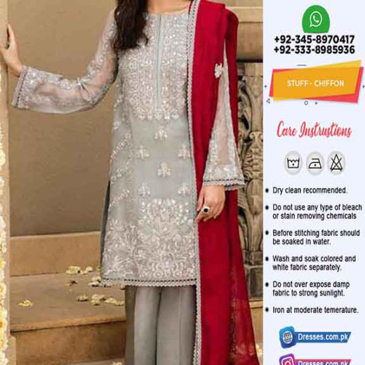Rifat and Sana Chiffon Collection 2019