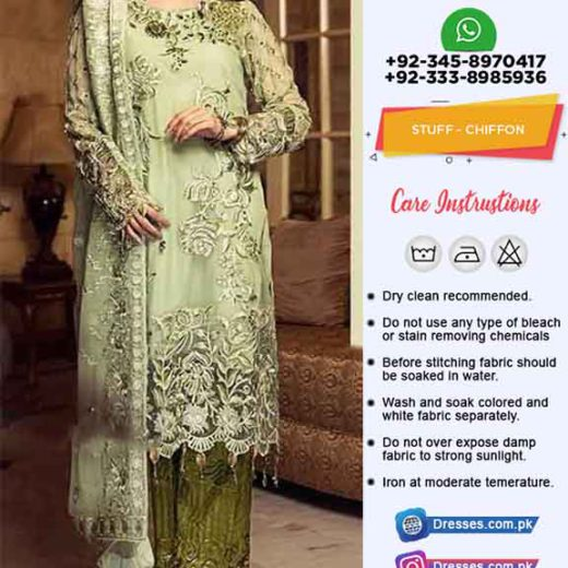Zebtan Bridal Chiffon Collection