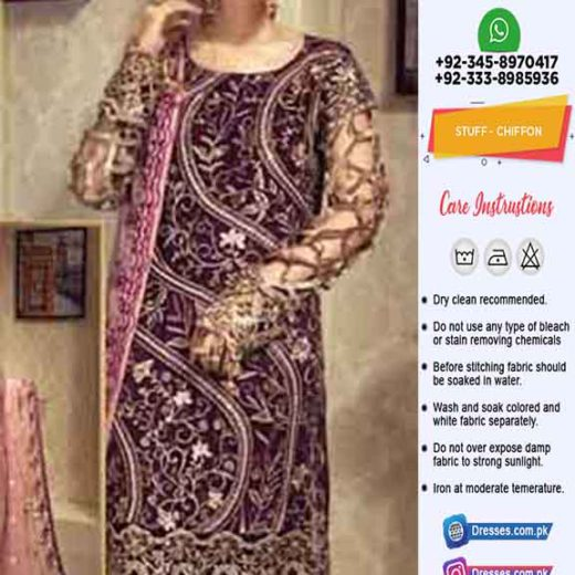 Zebtan Chiffon Collection Online