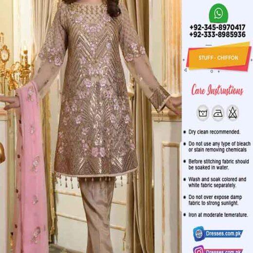 Maryam N Maria Chiffon Dresses 2020