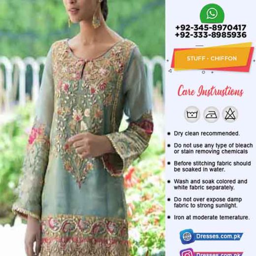 Nomi Hussain Party Wear Dresses