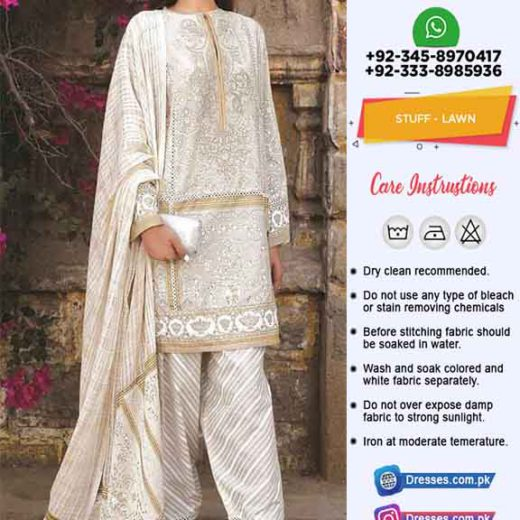 Sana Safinaz Latest Dresses 2019