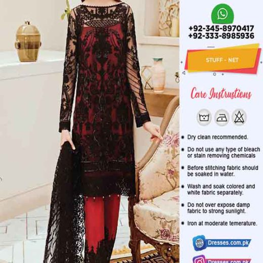 Afrozeh Latest Chiffon Clothes 2020
