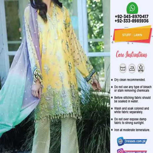 Asim Jofa Lawn Collection 2020
