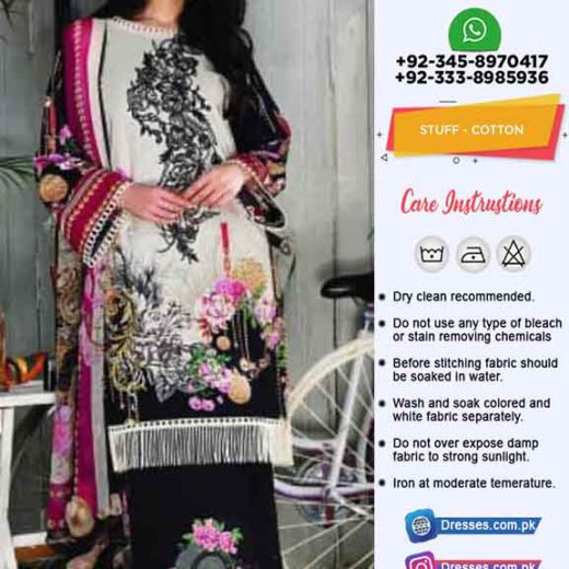 Firdous Cotton Collection Online