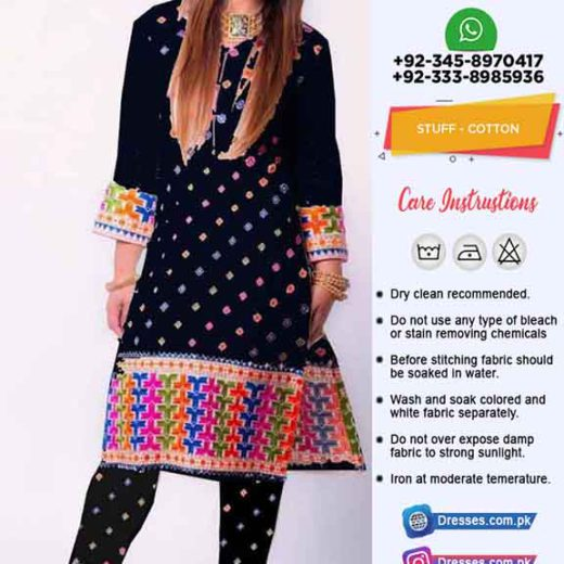 Gul Ahmed Cotton Dresses Online