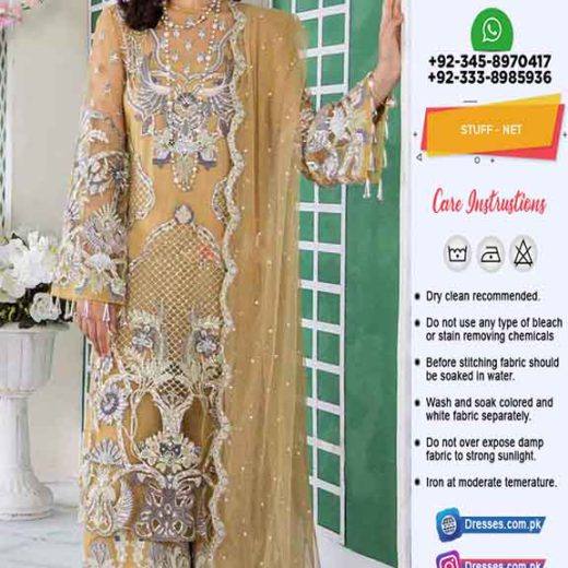 Iznik Bridal Clothes Collection 2020