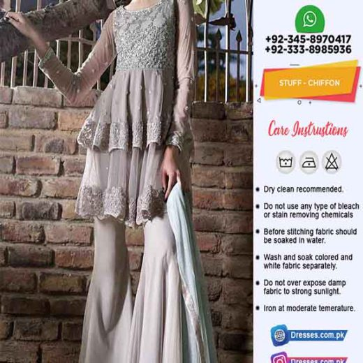 Latest Pakistani Dresses Portland