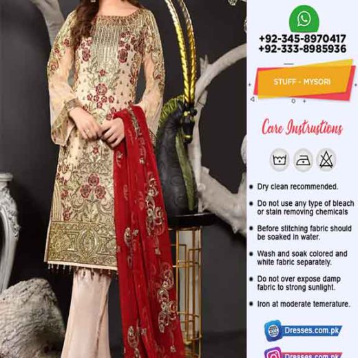 Maryam N Maria Bridal Clothes 2020