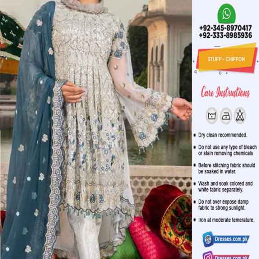 Maryams Chiffon Collection 2020