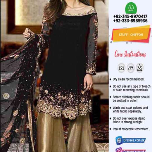 Nomi Ansari Bridal Clothes 2020