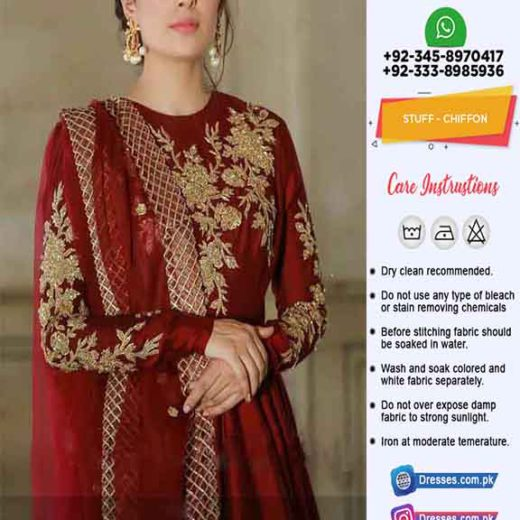 Nomi Ansari Party Wear Collection