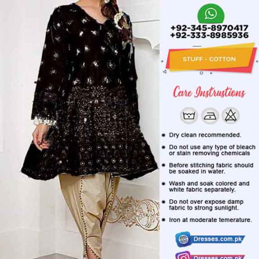 Pakistani Cotton Clothes Shopping