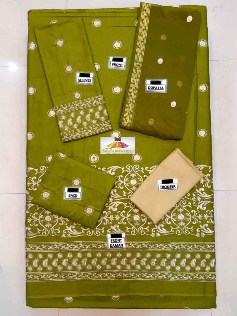 Pakistani Cotton Clothes Shopping 2019