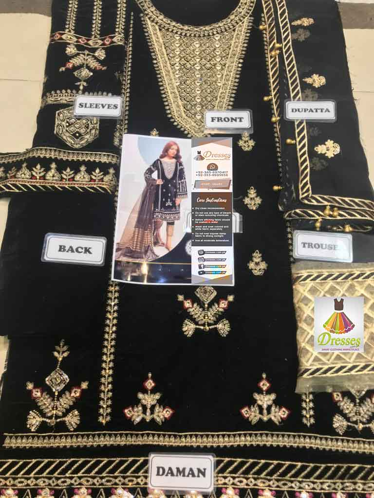 Latest Pakistani Dresses Austin