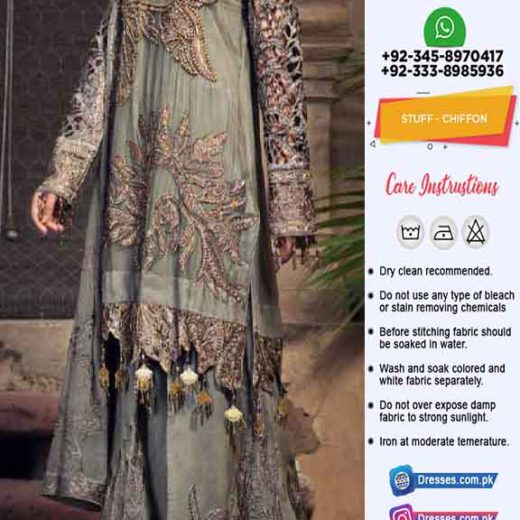 Zebtan Latest Chiffon Clothes 2020