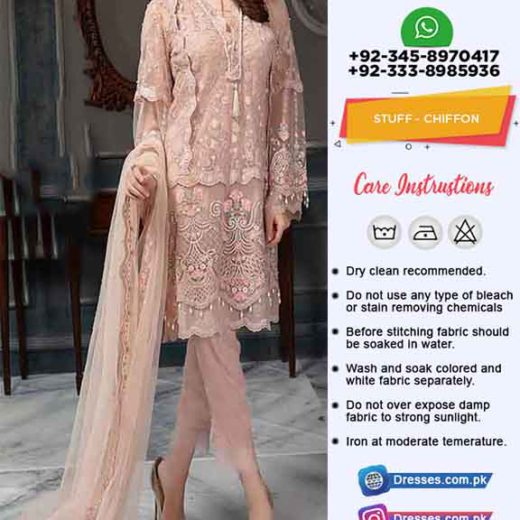 Aayra Latest Chiffon Dresses 2020