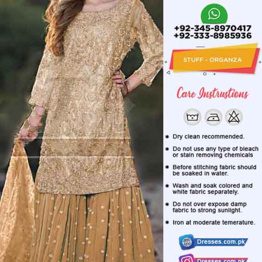 Agha Noor Bridal Clothes Collection