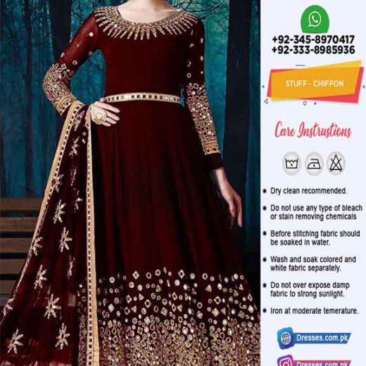 Indian Bridal Maxi Collection 2020