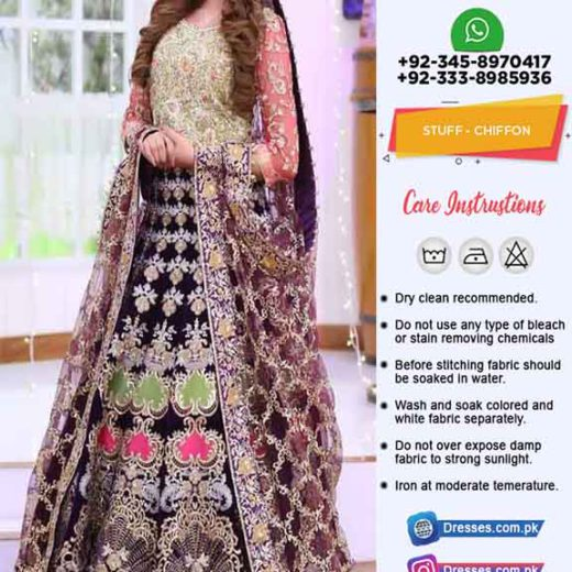 Kashees Bridal Wedding Collection