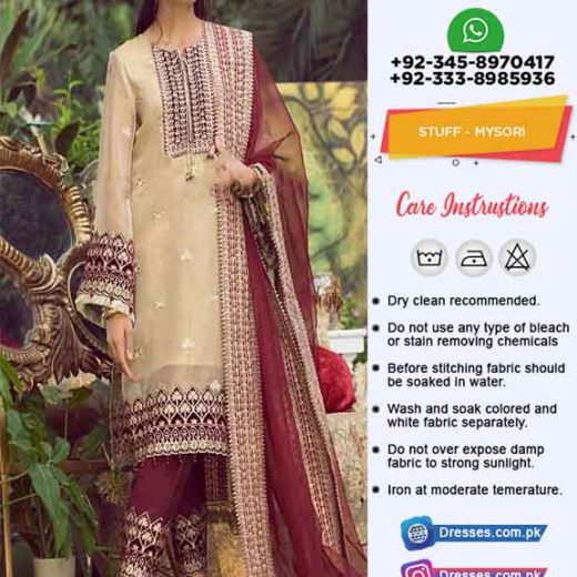 Latest Pakistani Dresses Hawaii