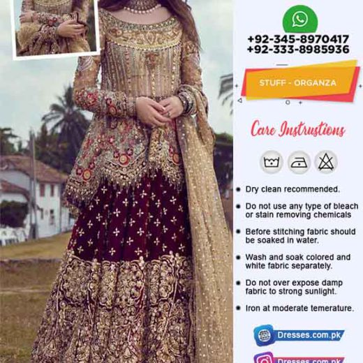Latest Pakistani Dresses Louisiana