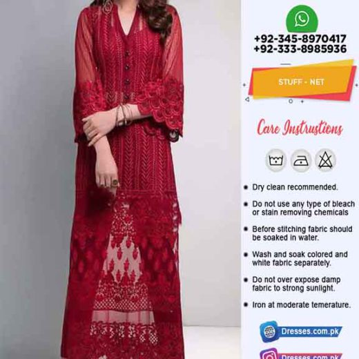 Latest Pakistani Dresses Pennsylvania