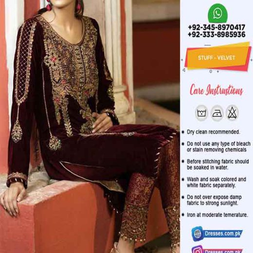 Nakoosh Velvet Collection Online
