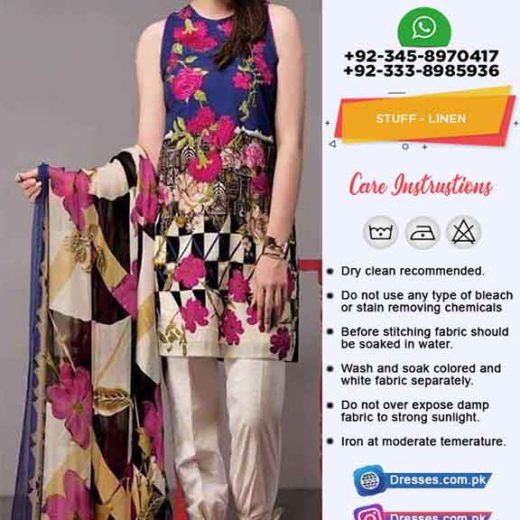 Pakistani Linen Collection Online