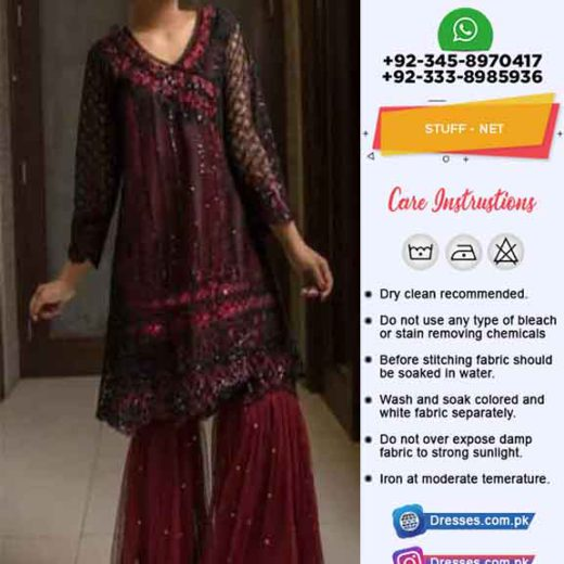 Zainab-Chottani Net Clothes