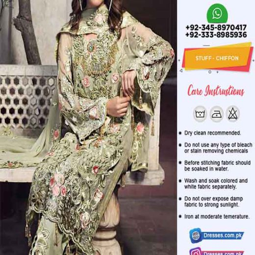 Zebtan Latest Chiffon Collection 2020