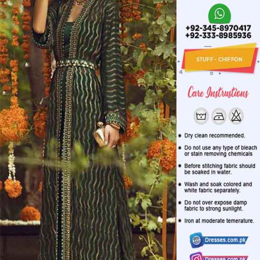 Aroma Latest Frock Collection 2020