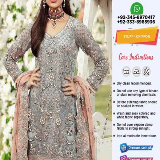 Elaf Latest Bridal Collection 2020