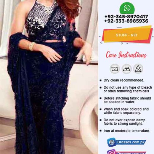 Pakistani Latest Bridal Saree 2020