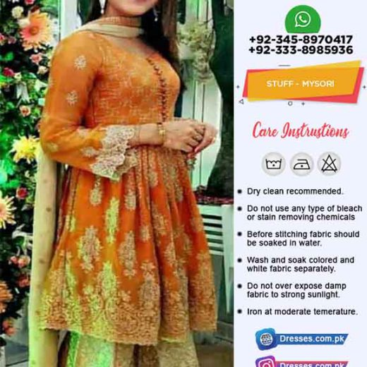 Pakistani Party Wear Collection 2020