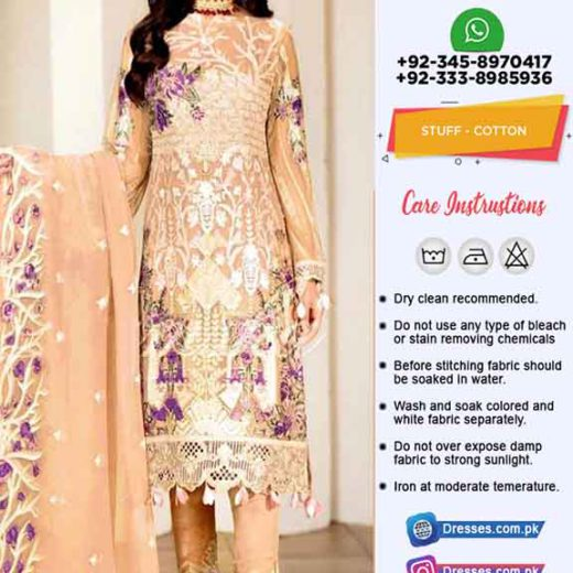 Ramsha Cotton Collection 2020