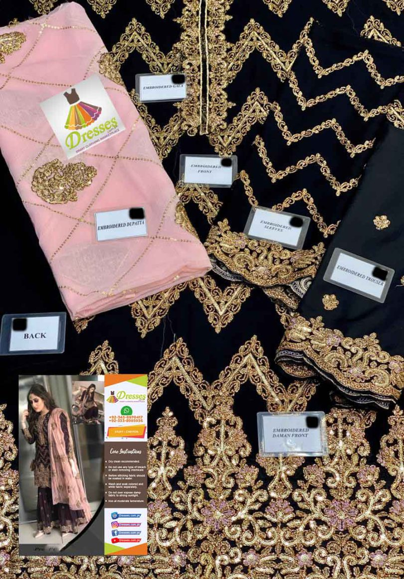 Pakistani Chiffon Collection Online