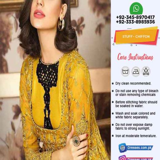 Asim Jofa Latest Chiffon Clothes