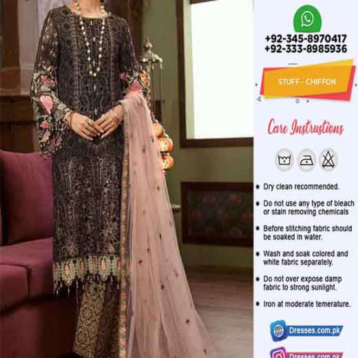 Flossie Latest Chiffon Collection Online