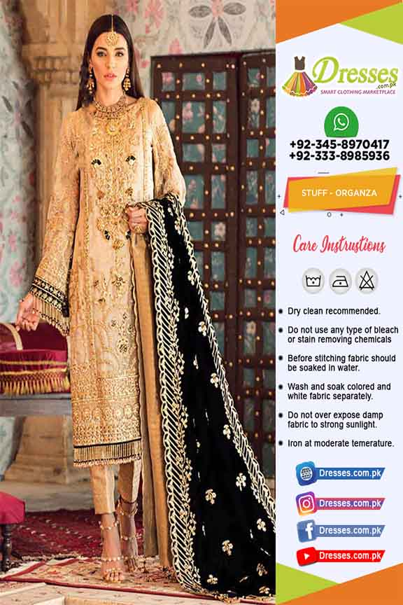 Gulal Latest Organza Collection