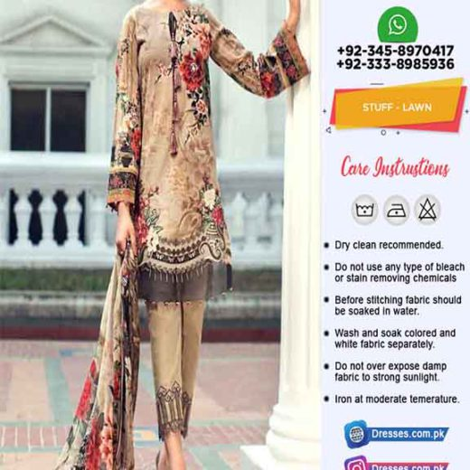 Jazmin Lawn Collection Online
