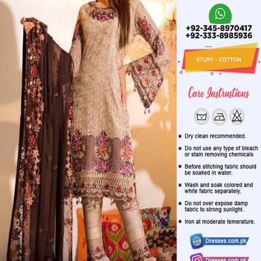 Ramsha Latest Cotton Collection