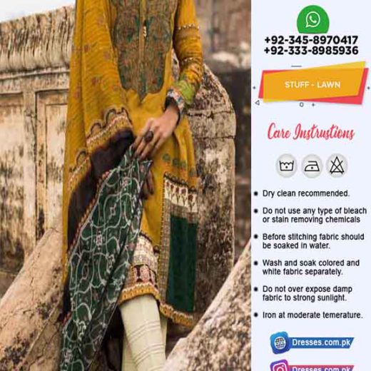 Al Karam Latest Lawn Clothes 2020