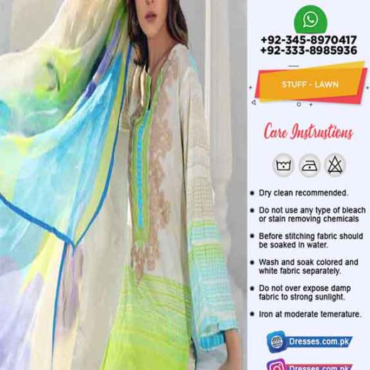Charizma Lawn Clothes Shopping Online