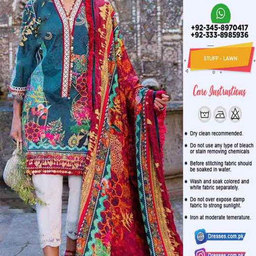 Farah Talib Lawn Collection Online