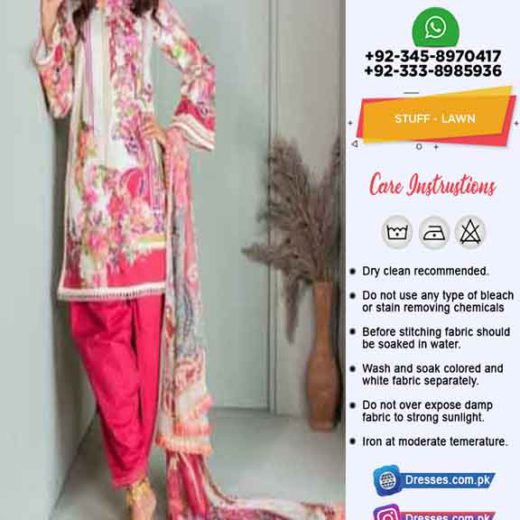 Firdous Latest Lawn Collection 2020